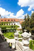 Vrtbovské zahrady, Praha, Česká republika