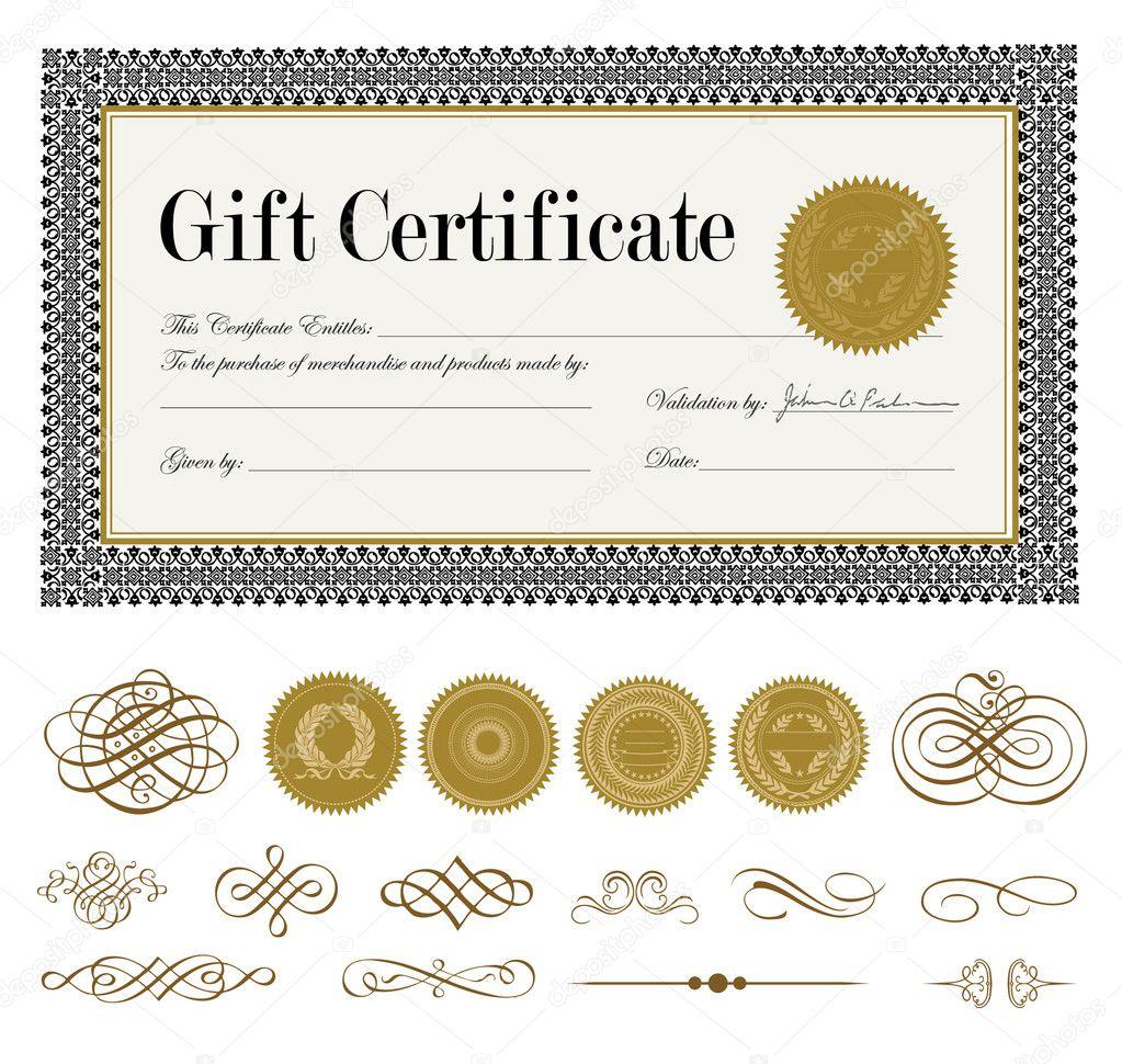 Stock Certificate Gift