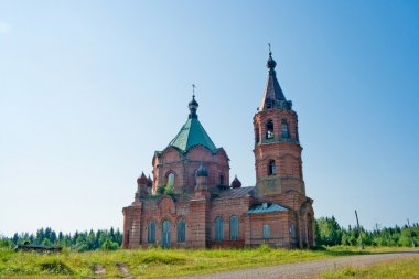 Presentation of the blessed virgin mary church in kamgort