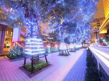 Decoration on trees