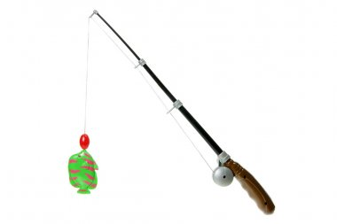Toy Fishing Rod