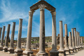 Ancient city of Perge near Antalya Turkey