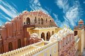 Photo Hawa Mahal, the Palace of Winds, Jaipur, Rajasthan, India