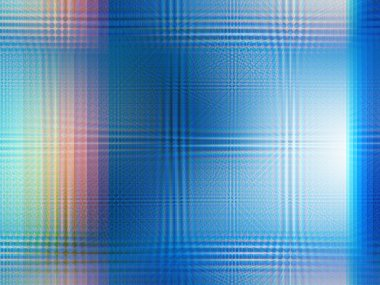 Colourful squares and circles background