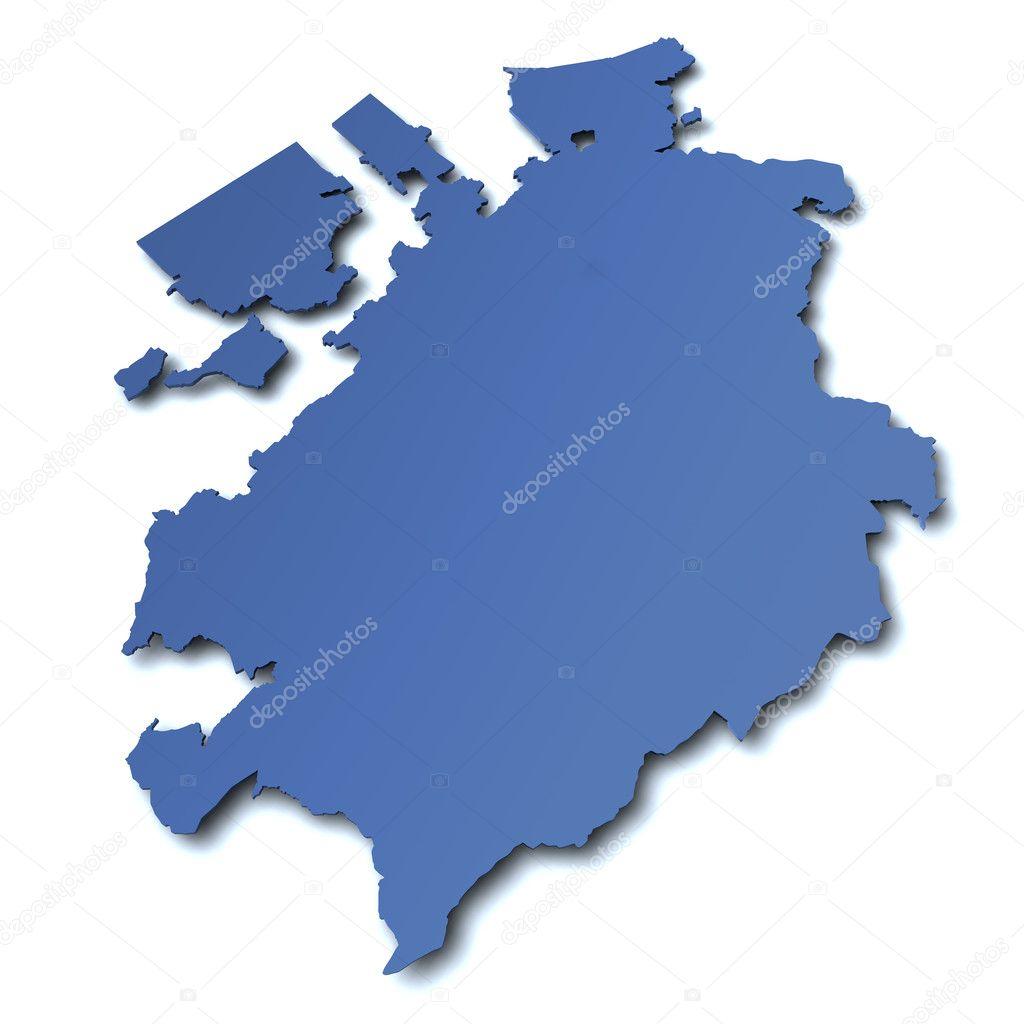 Freiburg Schweiz Karte.Karte Von Freiburg Schweiz Stockfoto C Jogg2002 9393147