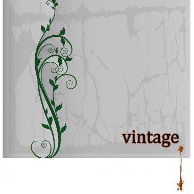 Vector vintage background