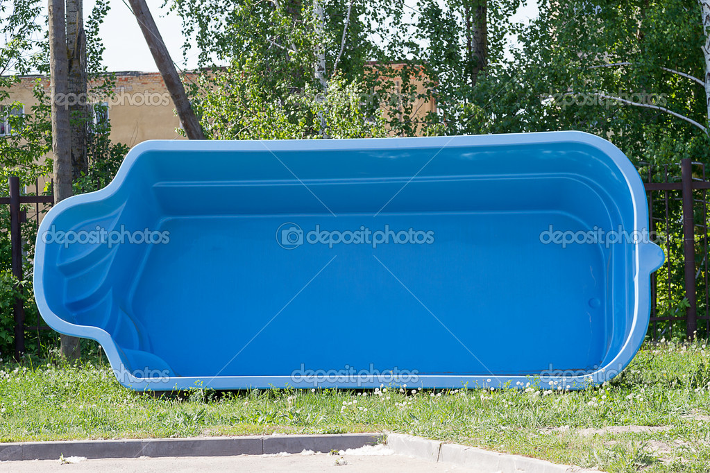 Plastik Pool plastic form of the pool — stock photo © ra3rn_ #10691475