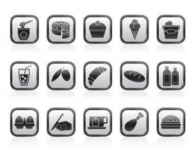 Dairy Products - Food and Drink icons