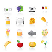 Food, Drink and beverage icons