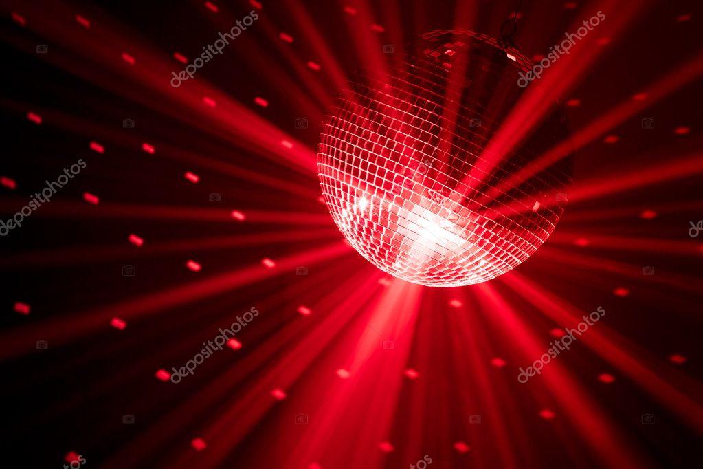 Party lights background — Stock Photo © nikkytok #10236171