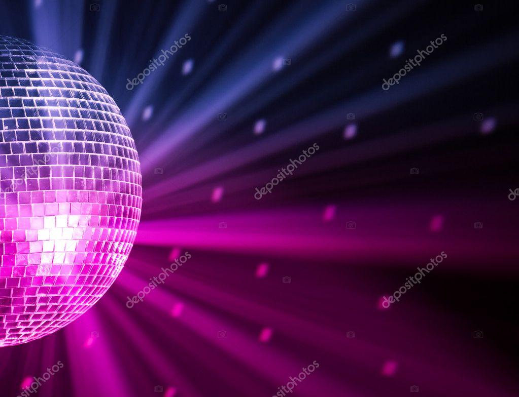 Party Lights Disco Ball Stock Photo 169 Nikkytok 10236232