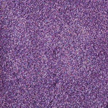 Glitter makeup powder texture