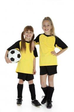 Little Soccer Sisters