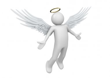 Holy guardian angel