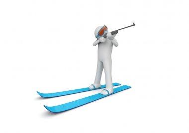 Biathlonist