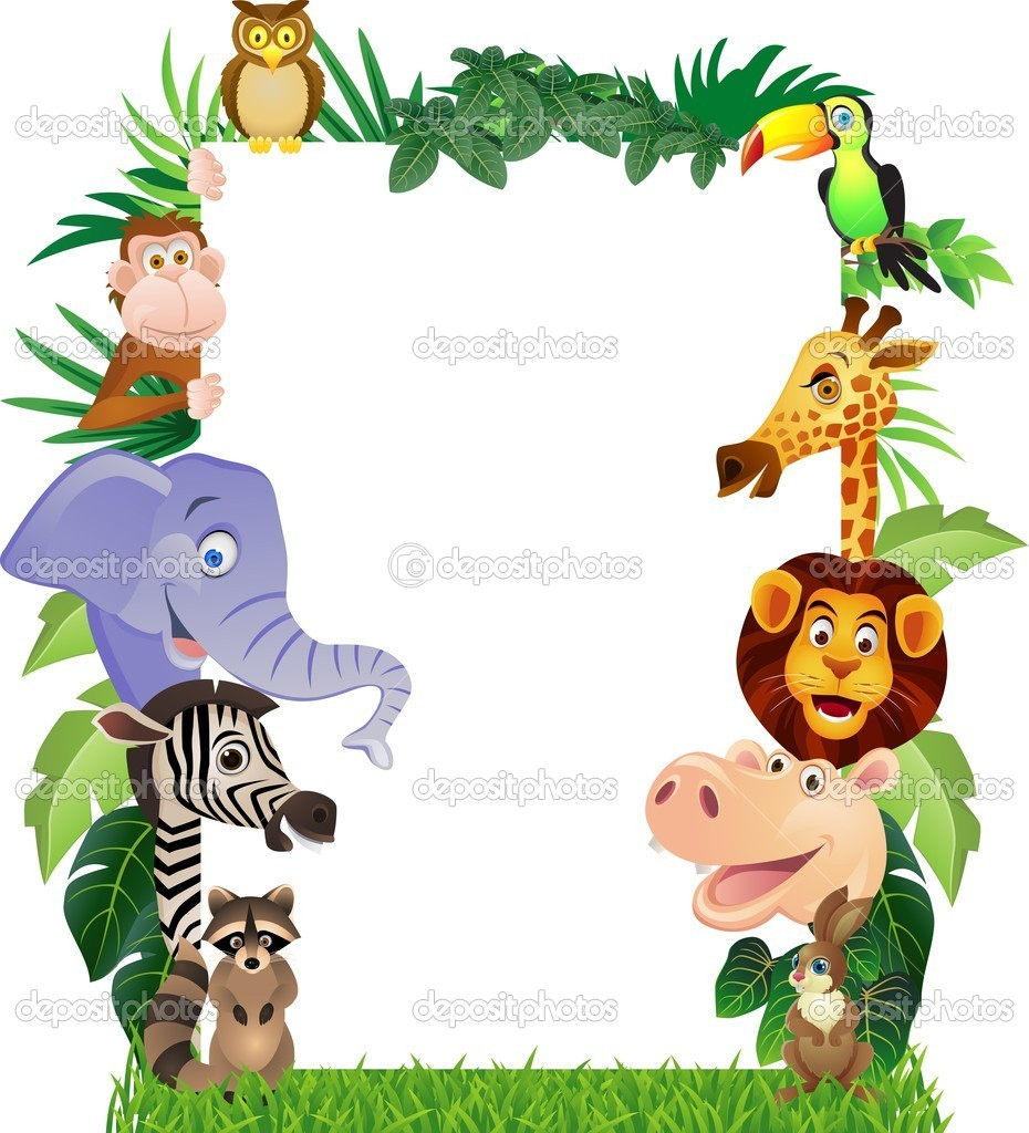 Animal Cartoon Stock Vector 169 Dagadu 9454937