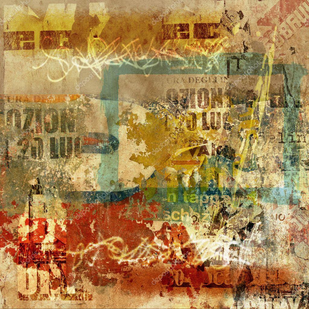 Grunge Wall Background