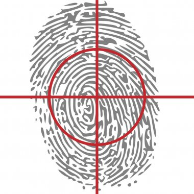 Target unique identity with thumbprint