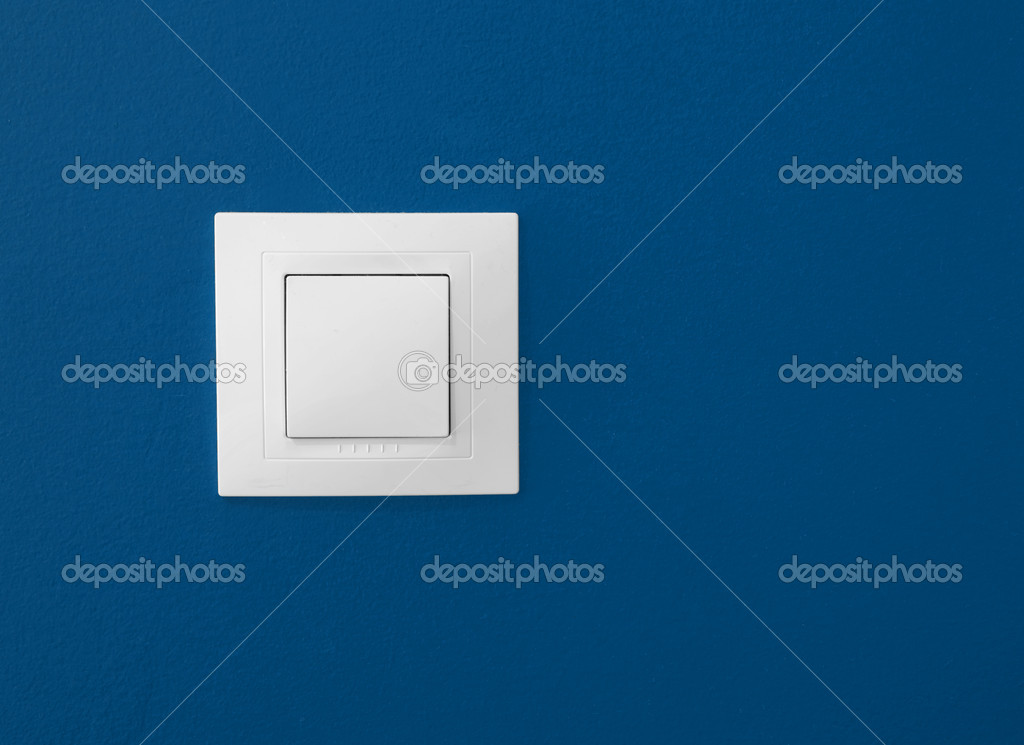 licht schalter — Stockfoto © ikostudio #8537111