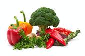 Kolekce zelenina