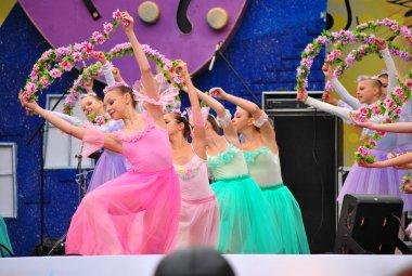 Russian Childrens Ballet