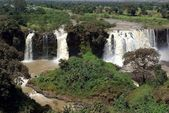 Fotografie Waterfalls in Ethiopia