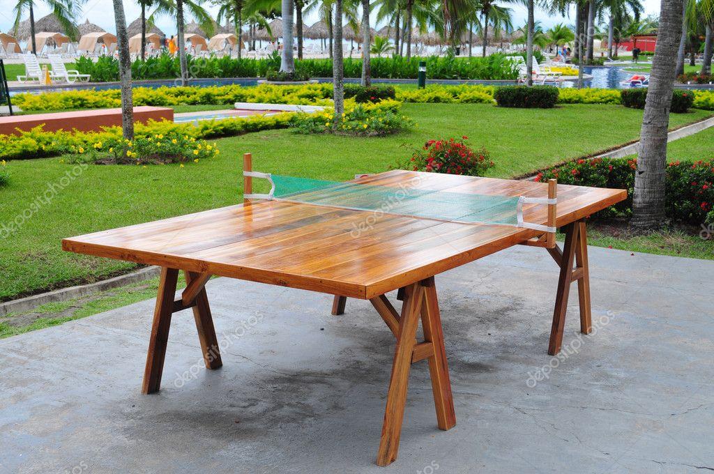 Tavolo da ping pong foto stock cratervalley 9117012 - Costo tavolo da ping pong ...