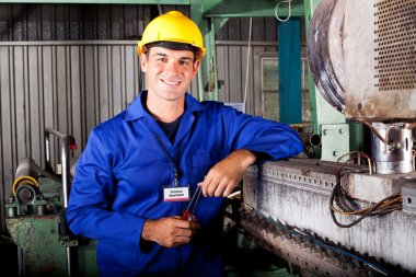 Industrial mechanical technician