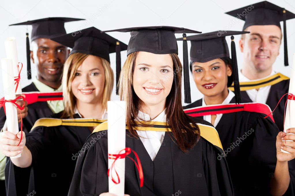 Шапочка выпускников 133
