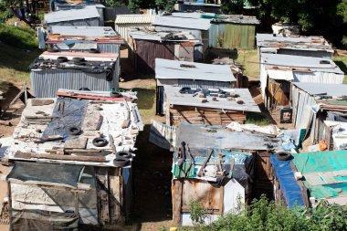 Informal settlement in south africa