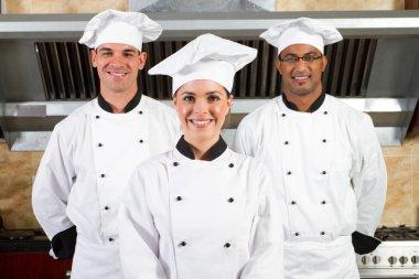 Professional cooks