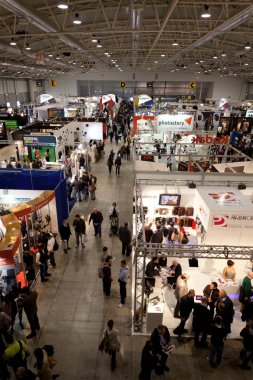 At Photoshow 2012, Rome, Italy