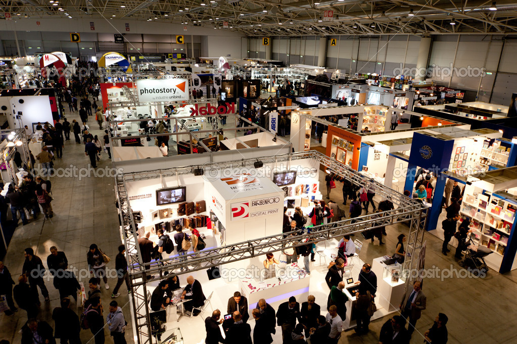 Photoshow Exhibition,Rome 2012