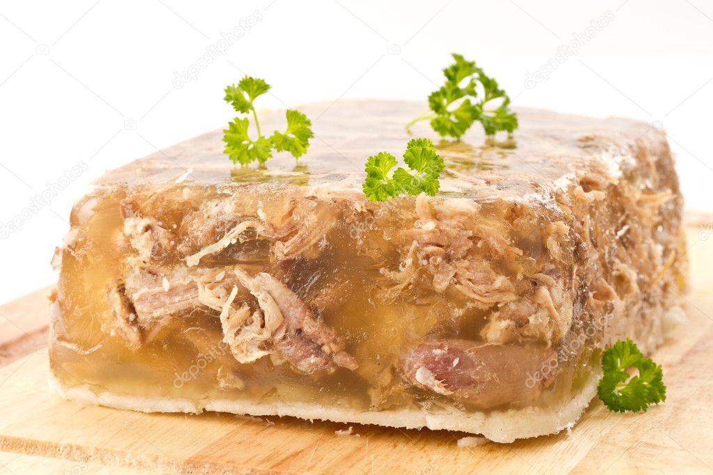 Vlees in aspic — Stockfoto © Rawlik #9112138