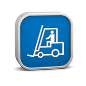 Photo Fork lift sign