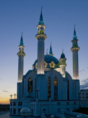 Muslim mosque in Kazan