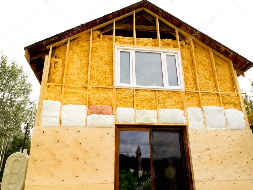 Retrofit Old House With Energy Saving Insulating