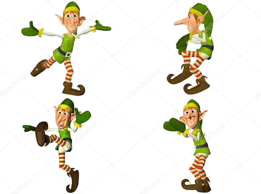 Christmas Elf Pack - 2of2