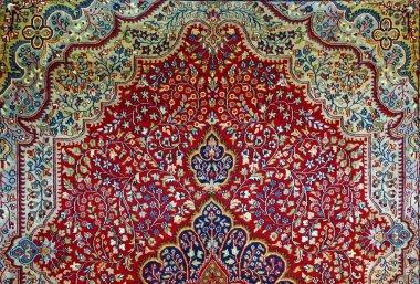 Oriental Indian Carpet Texture