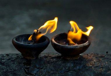 Fire amulet