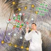 vědecké výzkumy struktury kovů