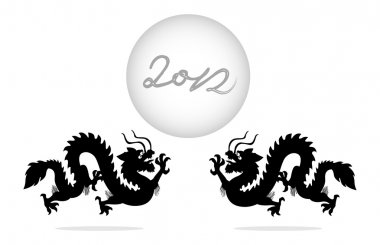 Two dragons of 2012