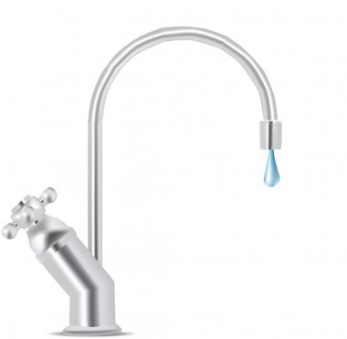 Water Tap Dripping