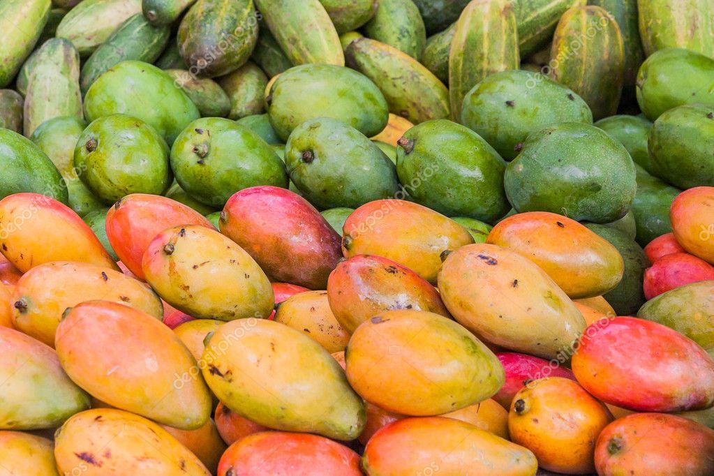 Display mango