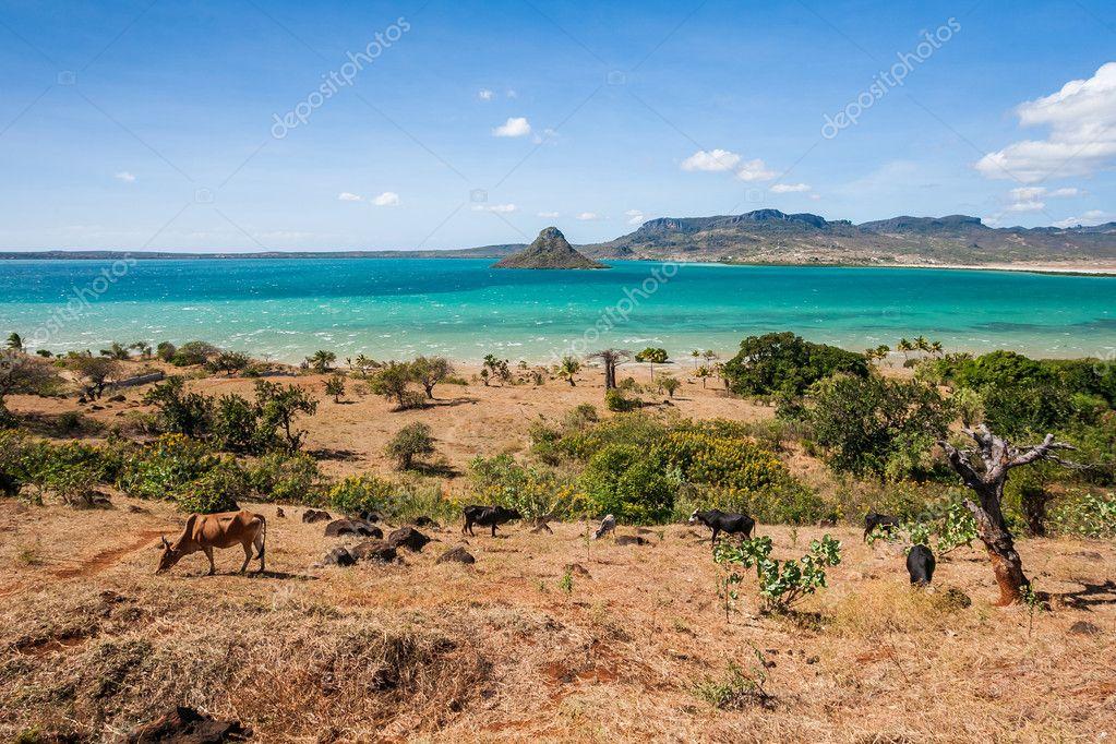 The sugarloaf of Antsiranana bay