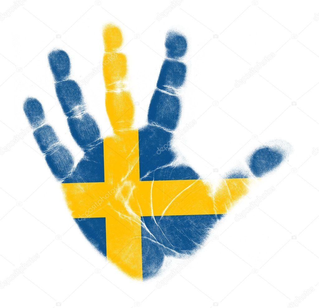 eskort sweden thai flagga