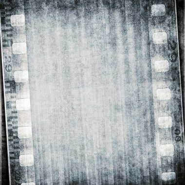 Grunge color filmstrip