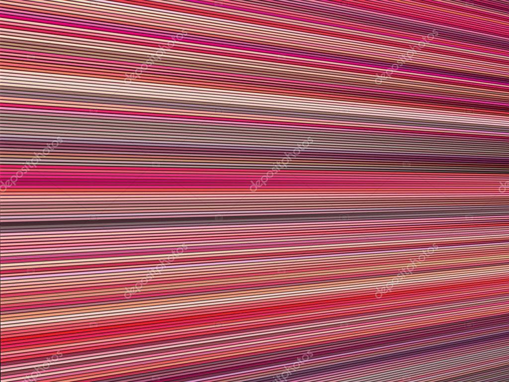 render 3D fondo rayas abstracto color rosa — Fotos de Stock ...