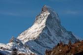 Photo Zermatta Matterhorn Mountain in Switzerland
