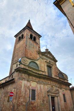 St. Nazaro e St. Celso church. Piacenza. Emilia-Romagna. Italy.